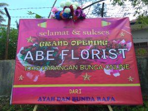 toko Papan Bunga di Huta Bargot