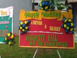 daftar Papan Bunga di Jaro Tabalong
