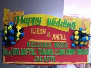 harga Papan Bunga di Tanjung Harapan Paser