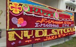 pesan Karangan Bunga Papan di Way Jepara Lampung Timur